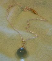 Erin's REAL Necklace by Saphiroko