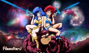 Original Dirty Pair TRIBUTE by FilmmakerJ