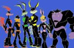 Loonatics Unleashed by HBshinigami
