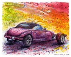 Elio's Prowler by aaronsdesign