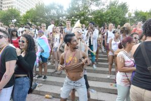 2015 Boston Pride Festival, the Bump and Grind 9 by Miss-Tbones