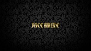 YouTube Banner Gold by JaCGaming