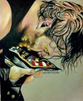 Ambrose Retains. by Artbynash