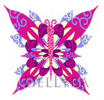 Cutie Mark Auction ButterFly [CLOSE] by DelLyra