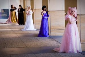 Sailor Moon Royalty by interstellar