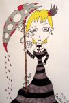 Sadness and scythes by thegothickitty33