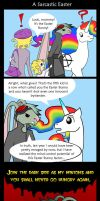 A Sarcastic Easter by SarcasticUnicorn