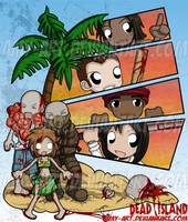 Dead Island by amy-art