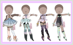 OPEN: ADOPT OUTFIT SALE by Lolisoup