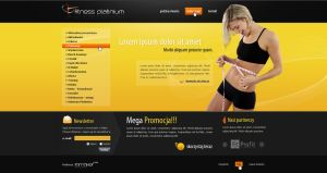 Fitness Design by goodghost1980