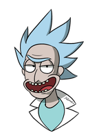 Rick by DrZombieFox