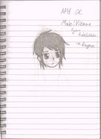 APH OC - Male! Vienna by AwesomePerson26