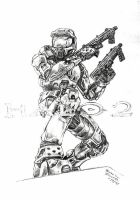 Halo 2 by YellowCat