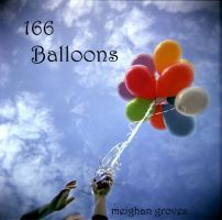 166 ballons my album cover by XxRoyalbloodxX