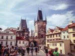 Charles bridge by w3rw01f
