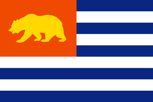 Flag of the San Francisco Bay Area by Keperry012