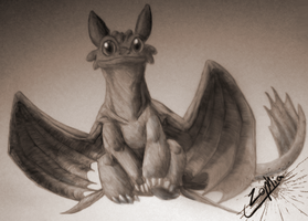 More Toothless O_O by Zyarrihl