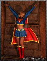 Supergirl Captured, Part 2 by Maxwell-3D