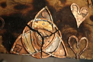 Triquetra for three by connerchristopher