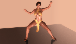 Lisa Hamilton - Premium Dance - 15 by HentaiAhegaoLover