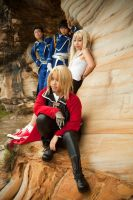 FMA . motherland by strawdoll
