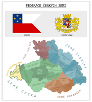 Federation of Czech Lands by SoaringAven