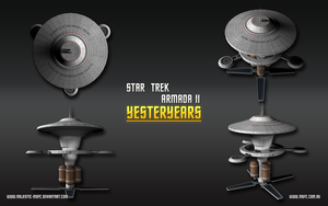 Yesteryears Federation Engineering Station by Majestic-MSFC
