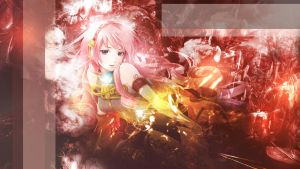 Wallpaper Vocaloid FULL HD by Sl4ifer