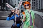Nick and Judy by vergiil-sparda