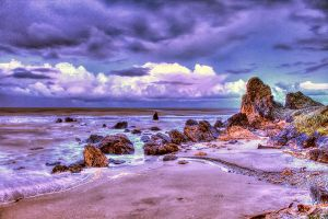 Sea View Cove by Capturing-the-Light