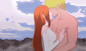 NaruHime:Together forever by airnaxela