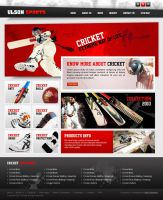 Ulson Sports by xtreamgraphic