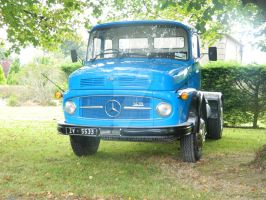 Mercedes-Benz truck by njp72