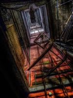 Hoistway HDR by Risen-From-The-Ruins