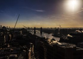London Monument View by mephisto23