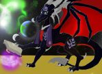 Avalarian Watcher Cynder the Wise by Marksman104