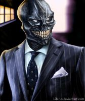 Black Mask by Libirus