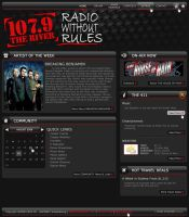 Radio Station Design by rthaut