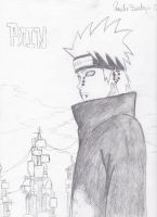 Pain Draw by Amalia by amaliauchida077