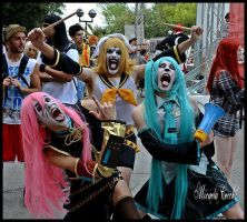 Detroit Metal City - Vocaloid by FraSoldiers