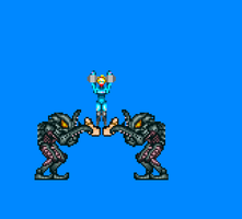 sprite tickle 3: samus by guy122