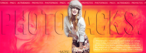 +Portada Photopacks. by Zanahoriaconstyle