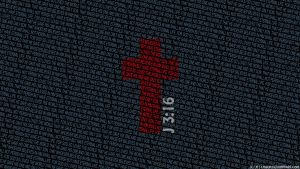 John 3:16 by Lhach