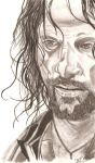 Aragorn by shannoncole