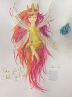 Take Flight, Child of Light by Nautical-Fox
