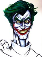 The Joker by In5an1ty