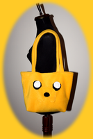 Jake Tote Bag by Metterschlingel
