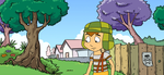 El Chavo joins Crossover Falls Rises by MarcosLucky96