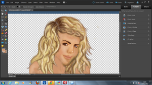 Billie piper-Rose Tyler WIP by Airship-Seamstress