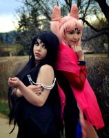 Misress 9 and Wicked Lady 2 by lynlunnar